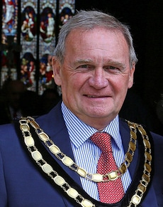 Mayor Colin Hardie