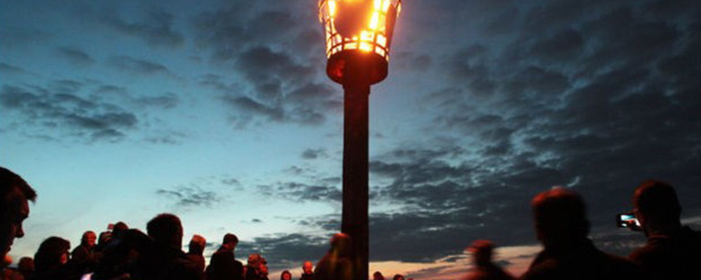 Her Majesty S Birthday Beacon St Asaph City Councilst